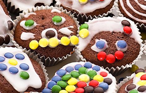 Kinderveranstaltungen Berlin Mini-Muffins