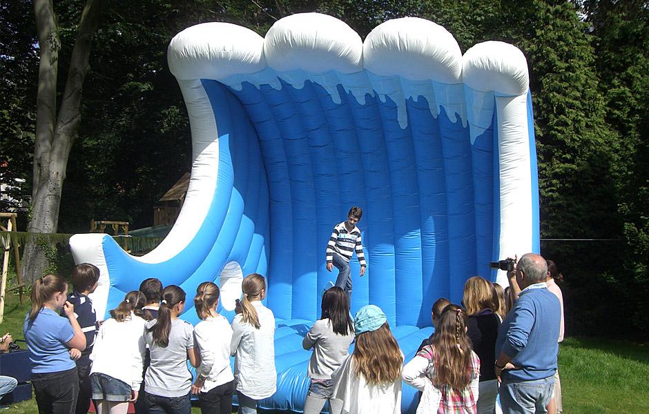 Kinderveranstaltungen Berlin Surf-Simulator