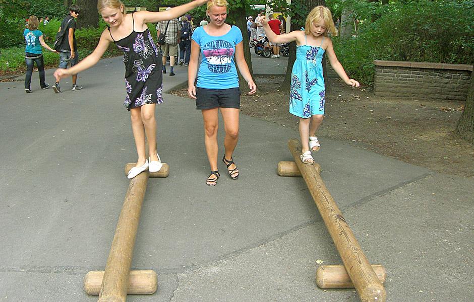 Kinderveranstaltungen Berlin Balancierbalken