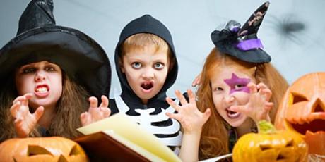 Kinderveranstaltungen Berlin Saisonpaket Halloween