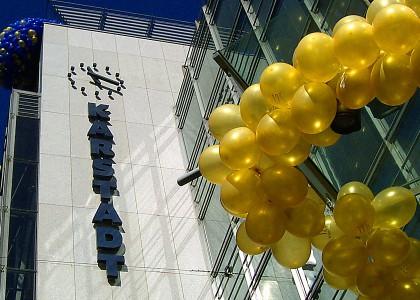 Kinderveranstaltungen Berlin Dekoration Luftballons
