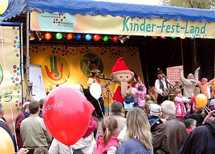 Kinderveranstaltungen Berlin Kindermusikshows
