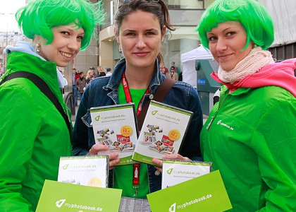 Kinderveranstaltungen Berlin Promotion-Walkacts