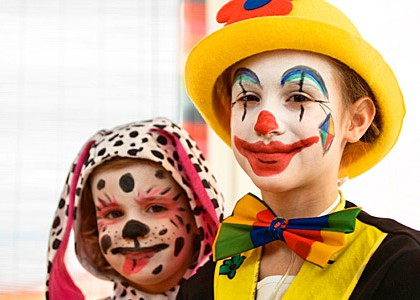 Kinderveranstaltungen Berlin Faschings-Aktionen