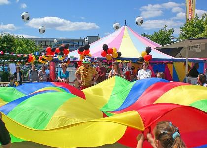Kinderveranstaltungen Berlin Kinder-Olympiade