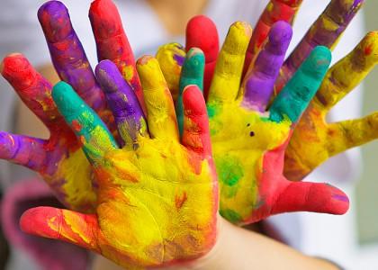 Kinderveranstaltungen Berlin Kreativ-Paket