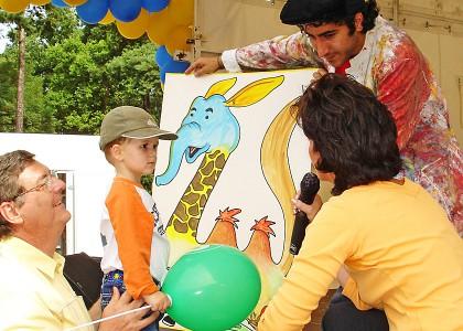 Kinderveranstaltungen Berlin Max der Maler