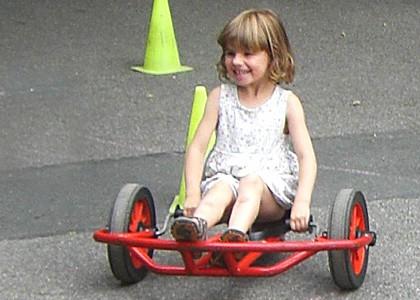 Kinderveranstaltungen Berlin Pedalfahrzeuge