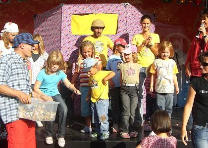 Kinderveranstaltungen Berlin Spieleshows