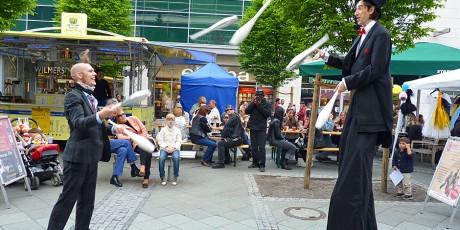 Kinderveranstaltungen Berlin Straßenfest