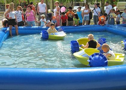 Kinderveranstaltungen Berlin Wasser-Paddler