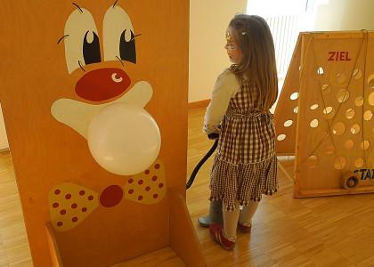 Kinderveranstaltungen Berlin pädagogische Spielgeräte